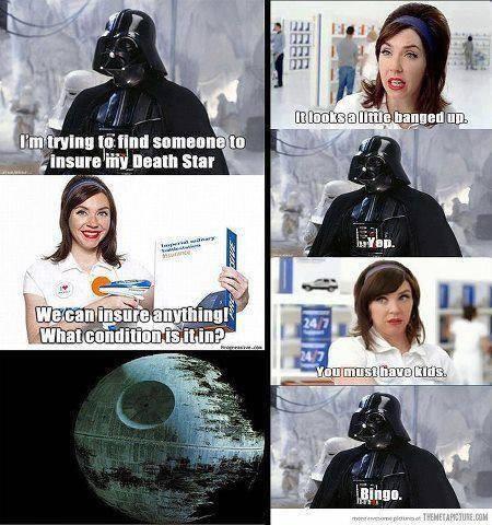 Death Star Insurance