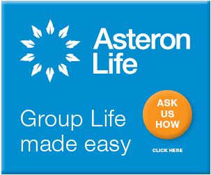 Asteron Life Group Advert