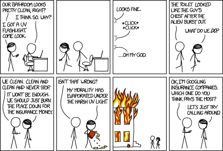 Xkcd on insurance