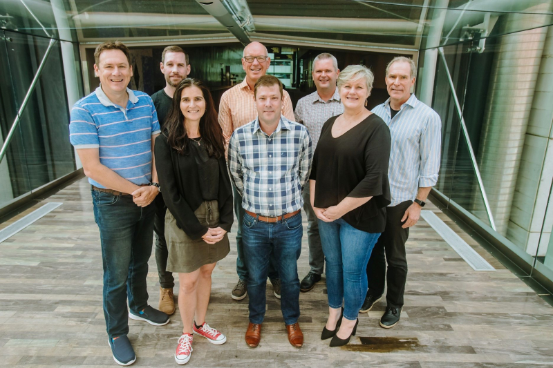 Clanwilliam Health leadership team