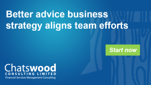 Better advice business strategy aligns team efforts